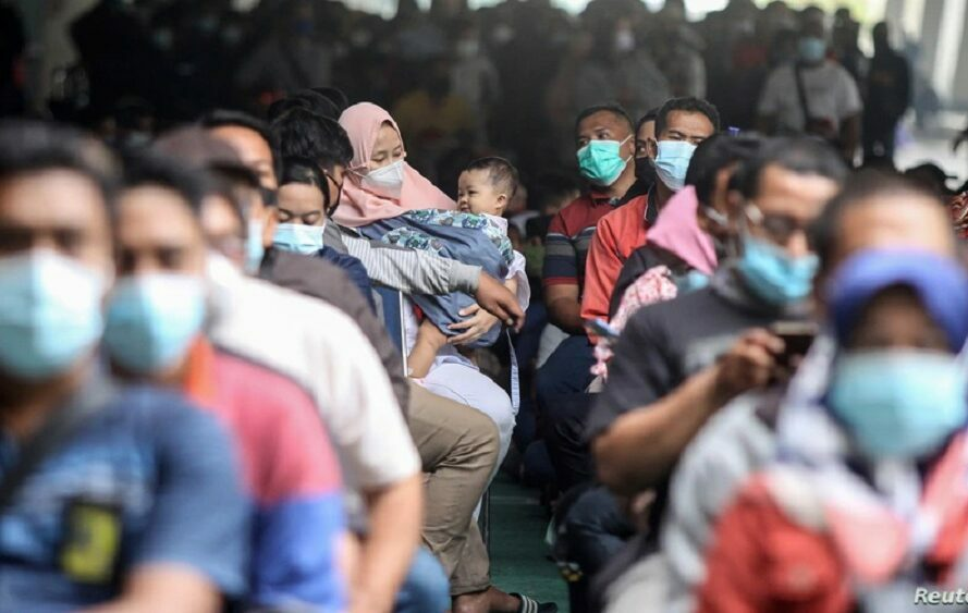 Southeast Asia struggles to vaccinate citizens as covid cases surge