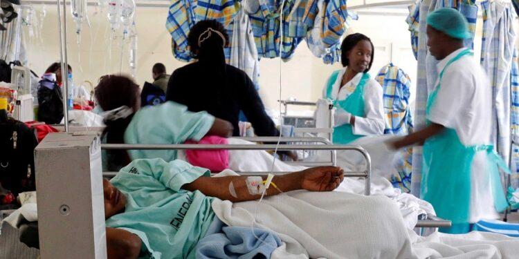 Katsina leads as cholera kills 63 nationwide in one week