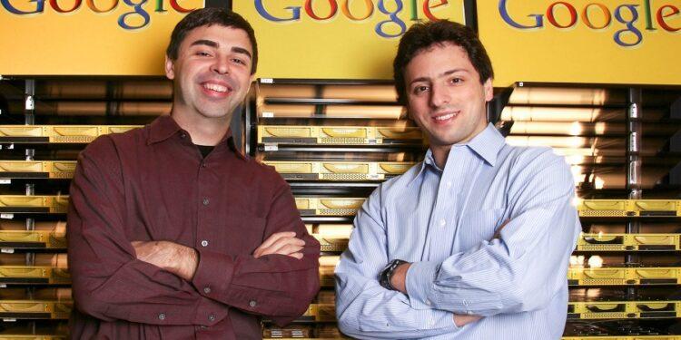 Google founders earn $93.6 billion in 8 months
