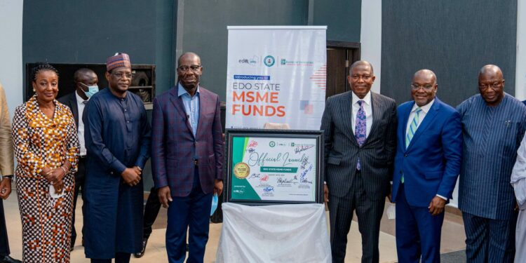 Edo State teams up with BOI for N2 billion MSMEs funds