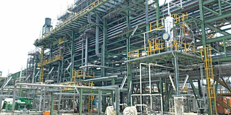 One-third of NNPC's investment in Dangote refinery will be paid in supply of crude