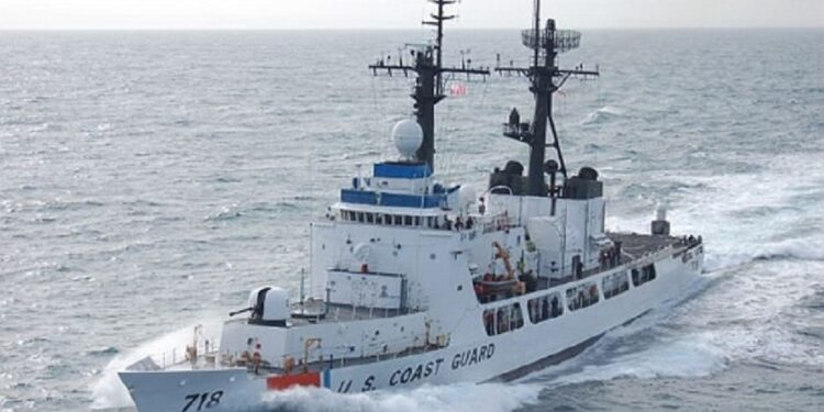 U.S Coast Guard begins training with Nigerian Navy on maritime law enforcement capabilities