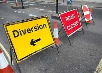 Lagos commences junction improvement works in Ikeja, announce traffic diversion routes