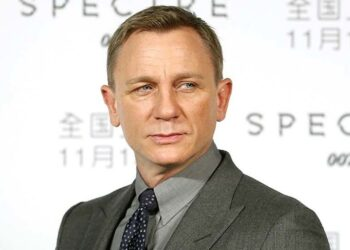 Daniel Craig becomes the world's highest paid actor