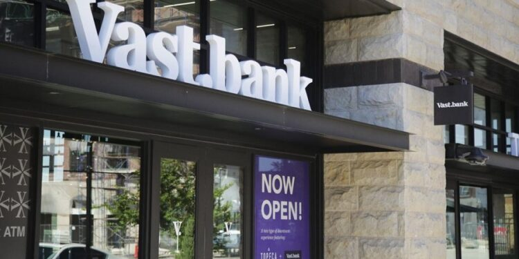 Vast Bank becomes first U.S bank to offer crypto services