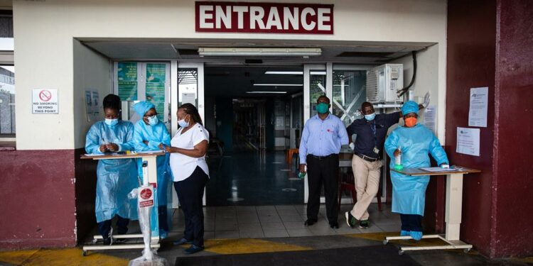 Africa reports over 147,000 new cases in a week, South Africa taking the lead
