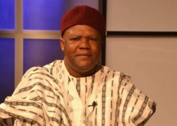 Nigeria as a failing state is on the verge of collapse, says ex-CBN deputy governor