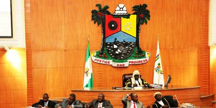 VAT, open grazing bills pass second reading in Lagos House of Assembly