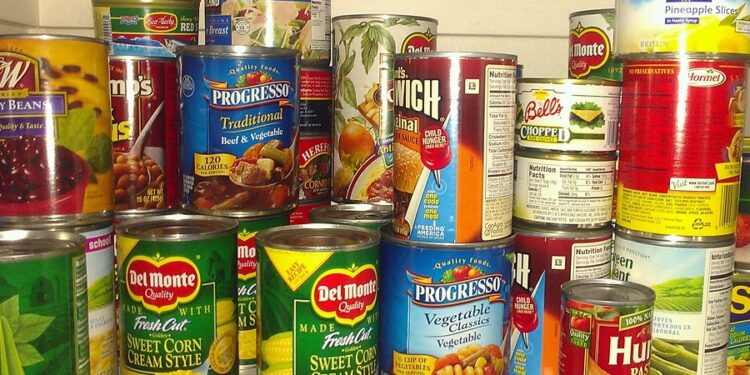 Nigerians spend over N508 billion on importation of processed foods in H1 2021