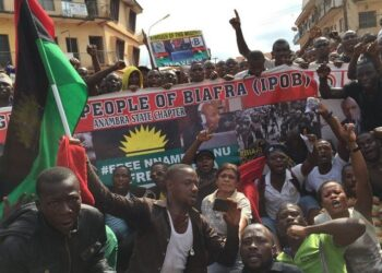 IPOB sit at home: Only 37% of youths support sit at home – SBM