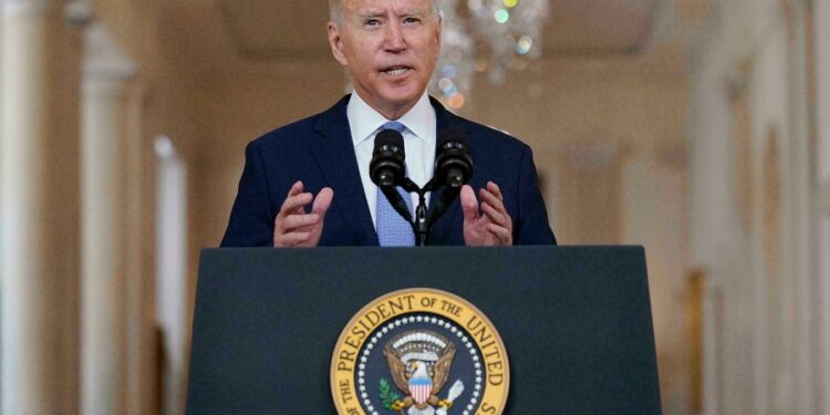 Biden to Require All Federal Employees, Government Contractors to Vaccinate Against Covid-19