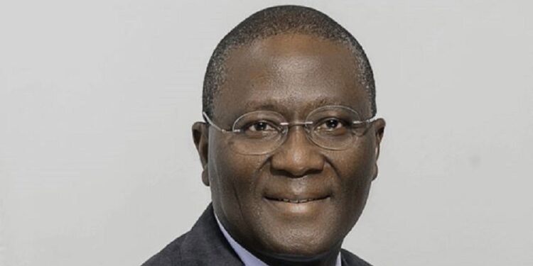 Meet Olabode Agusto, founder of Nigeria's first credit rating agency