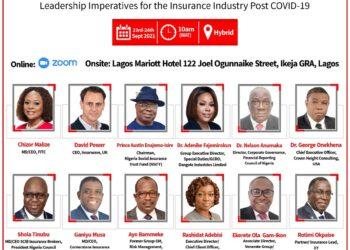 FITC/NAICOM: Reshaping Insurance industry through innovation, market growth strategies' summit