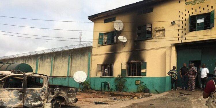 Jailbreak: 240 inmates escape from Kogi prison after gunmen attack