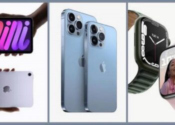 Highlights from Apple's Event 2021: iPhone 13 Series, Apple Watch and iPad Updates