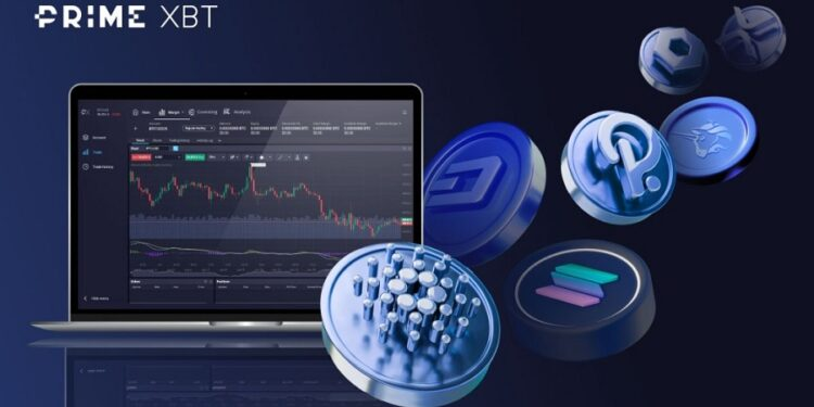 PrimeXBT adds trending crypto asset Solana and other hot Altcoins