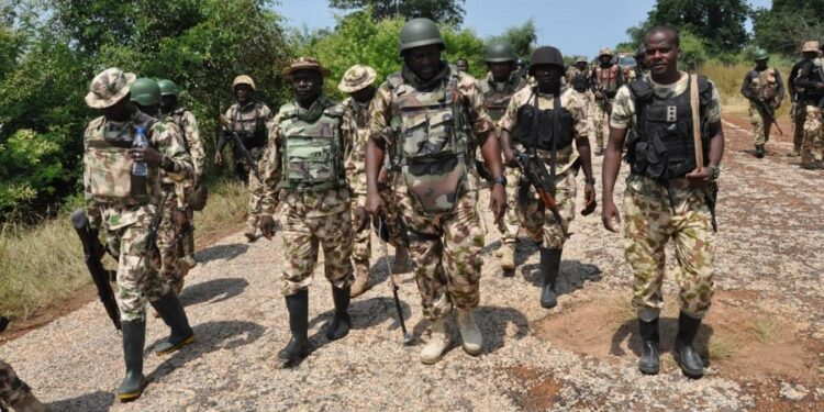 Army will talk to terrorists, bandits, others in language they understand – COAS