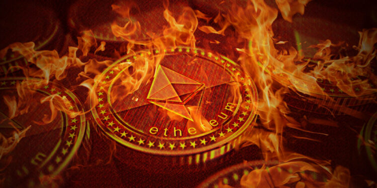 Over $1 Billion Worth of Ether Has Now Been Burned