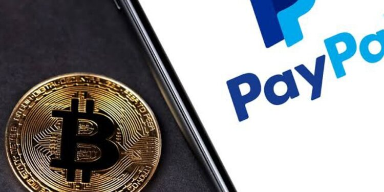 PayPal users can now trade crypto in the UK