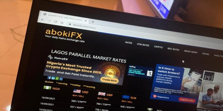 CBN vs AbokiFX: AbokiFX says it will temporarily suspend rates, hopes suspension leads to Naira appreciation