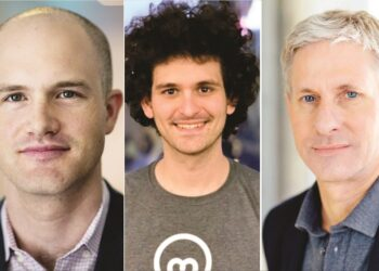 3 Billionaires who made their fortune through cryptocurrencies