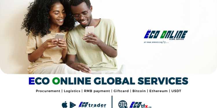 """Eco Online Global Services launches new trading app, """"Eco trader"""""""