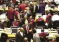 Stocks record lowest turnover since May as forex crisis deepens