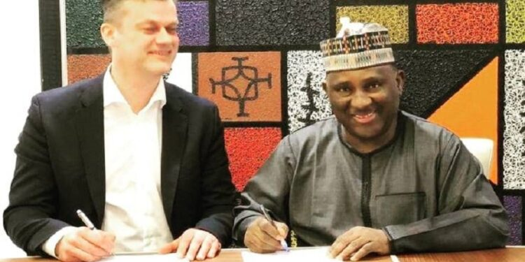 BUA, Wartsila OY of Finland sign agreement for construction of power plant for Sokoto
