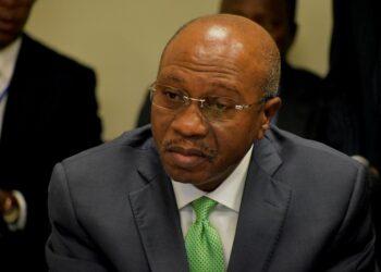 CBN rebuffs calls for Godwin Emefiele's resignation