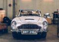 Aston Martin is making a mini-version of James Bonds Favorite car for kids at $123,000