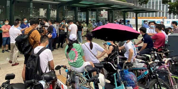 China Injects $18.6 Billion Amidst Evergrande Crisis