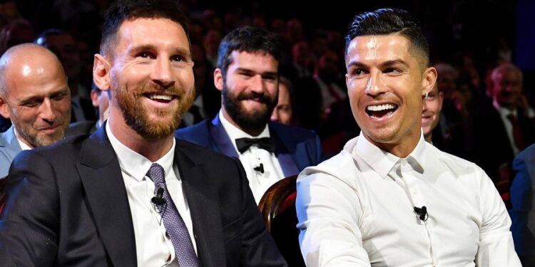 Ronaldo, Messi top Forbes' world's highest-paid football players 2021