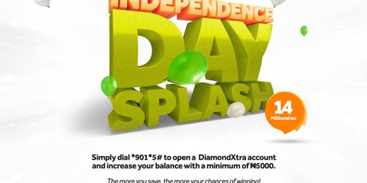 Access Bank to reward 14 customers with N1million each to celebrate Nigeria at 61
