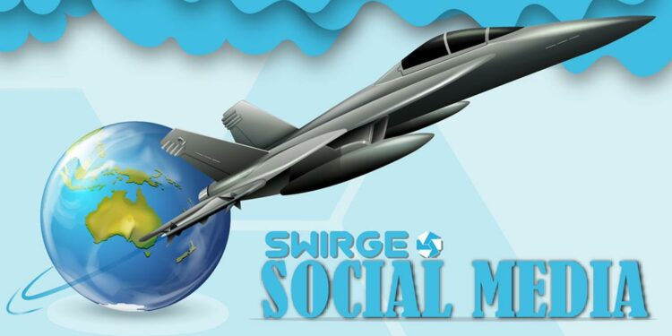 Swirge Social; The new cool thing on social media