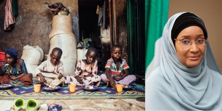 Sadiya Umar Farouq seeks for increased partnership to end Nigeria's food crises