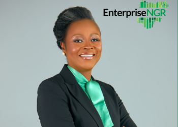 EnterpriseNGR, Nigeria's leading financial sector advocacy group, announces its chief executive officer