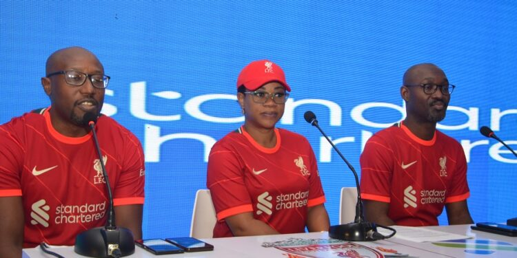 Standard Chartered customers gain access to exclusive LFC prizes through Bank More Score More