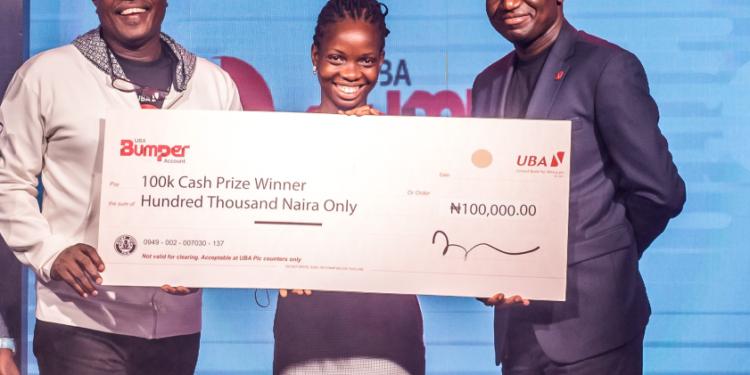 Winners emerge in 7th UBA Bumper Savings Account Promo