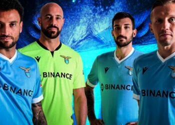 Binance signs €30 million jersey sponsorship deal with Lazio