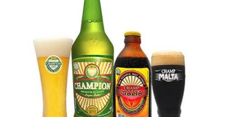 Champion Breweries appreciates by 9.71%, taking market value to N2.11 billion
