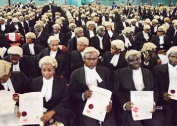 See full list of 72 legal practitioners elevated to the rank of SAN