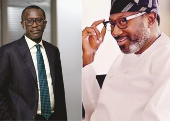 Strange letter surfaces claiming Odukale owns 5.36% of FBN Holdings Plc
